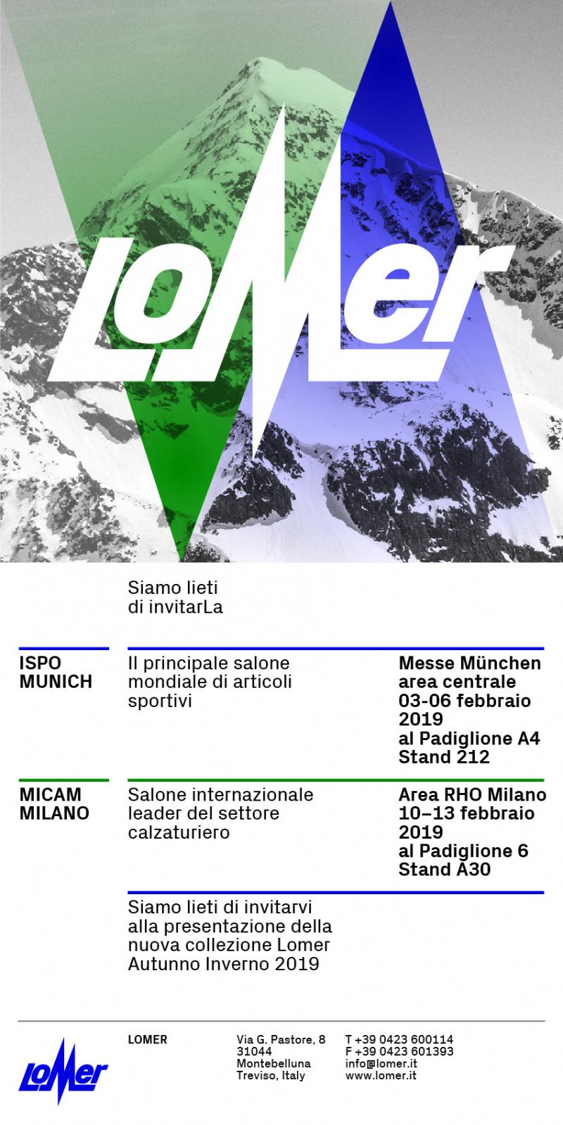 Ispo Munich & Micam Milano