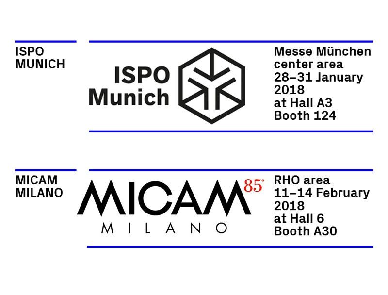 Ispo Monaco & Micam Milano